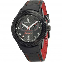 Herrenuhr Corsa MC mit Carbon